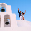 santorini wedding flower reviews
